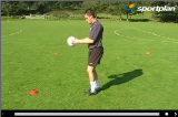 Keepy Ups - 3Technique videoSoccer Drills Coaching