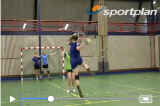 video : Jump shot : back view317 jump shot highHandball Drills Coaching