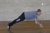 613 goal keeper : power exercises Drill Thumbnail