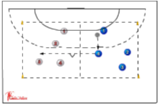 wall bounce ball217 shooting/defend shootingHandball Drills Coaching