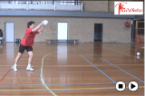 Dive Shot Technique - Forward319 diving and shootingHandball Drills Coaching