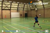 4556 power training : throwingHandball Drills Coaching