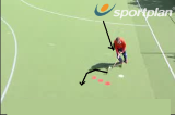 Reverse lift3D skillsHockey Drills Coaching