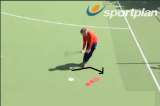 Squeeze: Introduction3D skillsHockey Drills Coaching