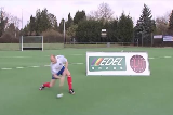 Aerial Pass 1: Over the ChasmPassing & ReceivingHockey Drills Coaching