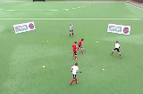 Box Bandit: Passive Small Unit PlayPassing & ReceivingHockey Drills Coaching