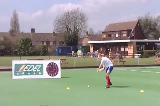 Clip Hit: Cross BehindShooting & GoalscoringHockey Drills Coaching
