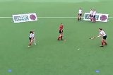 Elimination Skills: Wall Pass Left Drill Thumbnail
