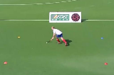 First TouchPassing & ReceivingHockey Drills Coaching