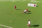 Low Reverse Stick Tackle | Defending Skills