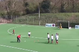 Opposed Shooting: Clip HitShooting & GoalscoringHockey Drills Coaching
