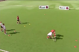 Reverse Stick TackleDefending SkillsHockey Drills Coaching