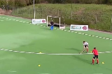 Tackling in a Crowded AreaDefending SkillsHockey Drills Coaching