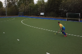 DribblingMoving with the ballHockey Drills Coaching