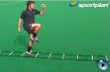 High KneesAgility and CoordinationHockey Drills Coaching