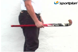 Hold the stick in one handSession VideosHockey Drills Coaching