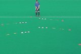Pull Back and LiftMoving with the ballHockey Drills Coaching