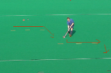 Open Stick Drag over distanceSession VideosHockey Drills Coaching