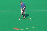 Reverse chip hitMoving with the ballHockey Drills Coaching
