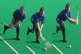 Reverse stick hitVideo TechniquesHockey Drills Coaching