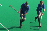 Reverse stick aerial on the moveVideo TechniquesHockey Drills Coaching