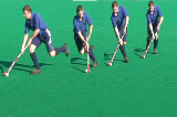 Reverse stick dragSession VideosHockey Drills Coaching