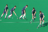 Lead and receive (reverse)Video TechniquesHockey Drills Coaching