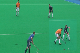 Interception - Upright ReverseVideo TechniquesHockey Drills Coaching
