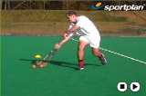Pass from left to rightEliminating a PlayerHockey Drills Coaching