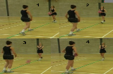Two handed bounce pass Drill Thumbnail