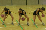 Figure of 8Ball skillsNetball Drills Coaching