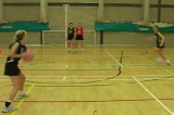 3 v 1Getting freeNetball Drills Coaching