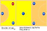 Wing DefenceRoles & responsibilitiesNetball Drills Coaching