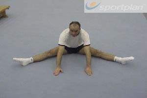 straddle sit key 1 body conditioning  gymnastics  sportplan