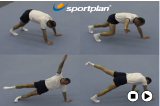 Linking three point balance and two point balances Drill Thumbnail