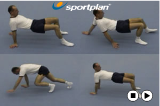 Linking tummy up and down movement Drill Thumbnail