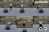 Face Vaults along a platform Drill Thumbnail