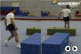 Footwork: Channge of directionKey 2 Body Temperature RaisingGymnastics Drills Coaching
