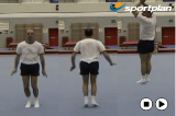 JumpingKey 2 content Jump & TwistsGymnastics Drills Coaching