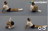 Long Sit to Tuck Rock Drill Thumbnail
