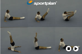 Long Sit to V Sits and shoulder balance Drill Thumbnail