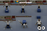 Example sequenceKey 2 GC LinkageGymnastics Drills Coaching