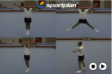 Jumping, linked movements Drill Thumbnail