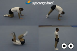 Forward Roll KneelingKey 2 content Forward rollGymnastics Drills Coaching