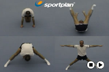 Forward roll, StraddleKey 2 content Forward rollGymnastics Drills Coaching