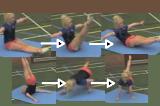 Body conditioning routine AKey 2 Body Condition LinkageGymnastics Drills Coaching