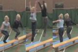 Jump to long shape from apparatus Drill Thumbnail
