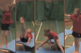Linkage routine BKey 2 GC LinkageGymnastics Drills Coaching
