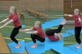 Tuck backward roll Drill Thumbnail