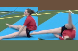 Teddy rollKey 2 Body ConditioningGymnastics Drills Coaching